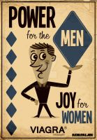 Power for the Men by roberlan