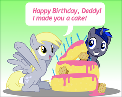 Happy Birthday Wild One! by Idontknow350