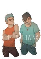 Twinx redrawing by GPinos