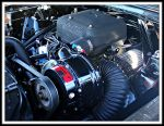 Supercharged Mustang by StallionDesigns