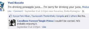 pineapple juice .khr fb. by Its-Terian