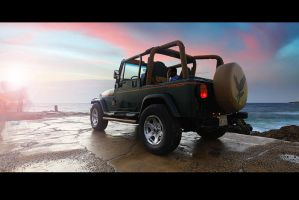 Wrangler by AzozPhotography