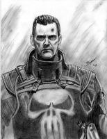 Punisher Warzone by Punisher75