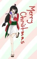 MerryXmas from Maya by Chocomama