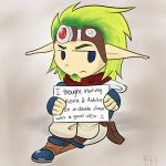 Jak Shaming by RadiantHearts