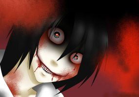 jeff the killer by CaRu-ChAn13