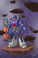 Galvatron by Shin-Herobot