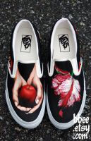 Twilight Shoes by BBEEshoes
