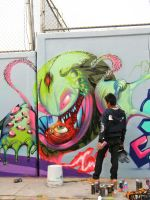 monsterlectrical by GraffMX