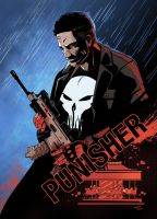 punisher by m-u-h-a