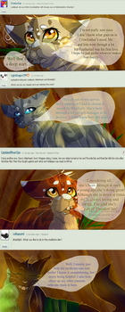 Ask The Medicine Cat Squad (Page 1) by WarriorCat3042