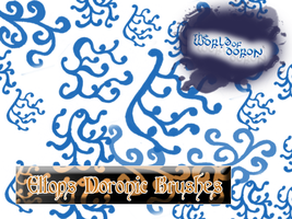 Eltops Doronic Brushes by Woseseltops