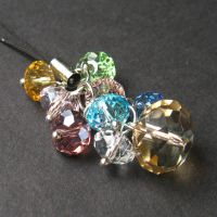 Spring Bloom Crystal Cluster by Gilliauna