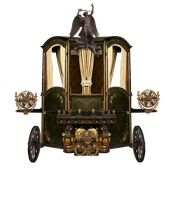Steampunk Carivan png by mysticmorning