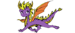 Spyro the Dragon by EpicFail32