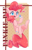 MLP Pinkie Pie by Mousu