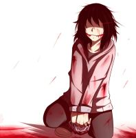 Jeff The Killer :3 by Likesac