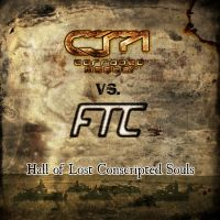 CM Vs. FTC Front Cover Design by FTC-Ayin