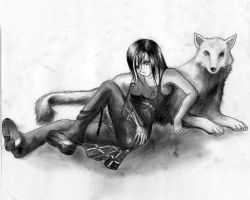 Lone Wolf ++thx for 1k++ by Xefiroth