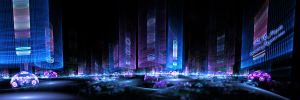 fractal city by fengda2870