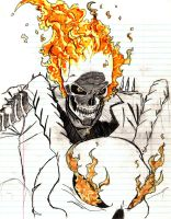 Ghost Rider by Flam-On