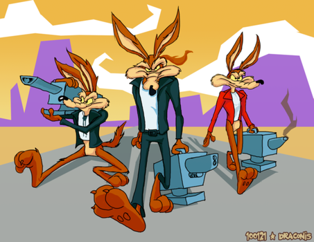 wile e coyote group project 15 things you didn't know about wile e coyote by and help from a talented group of artists, wile e coyote became an intriguing and tunes projects.