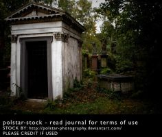 Abney Park Cemetery Stock 4 by Polstar-Stock