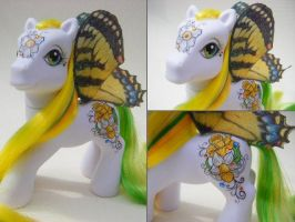 OOAK My little pony Jonquil by eponyart