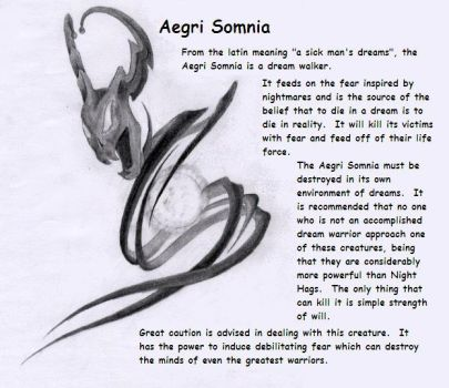 Aegri Somnia by FalconStorm