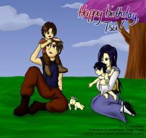 Happy Birthday, Tsu '06 by AngelBless