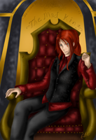 In the Court of the Mad King by SpectralPony