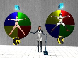 The Wheel of Fortune by TheGmodMan2112