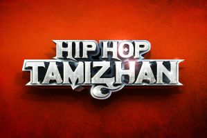 HipHop Tamizhan (Title) by sivadigitalart