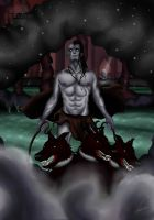Hades - God of the Underworld by Zorrogreen