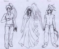 T.O.D. character sketches5 by Modified-Rabbit