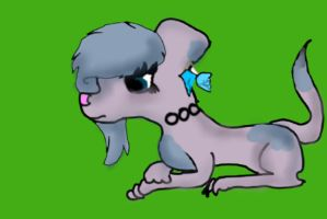 Ami (The last dogs OC) by Prettiest-kittie