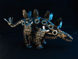 Stegosaurus 2 by metalmorphoses
