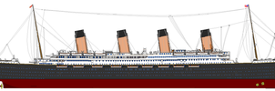 MS Titanic II by 121199
