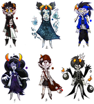 [CLOSED] Fantroll Adoptables Batch 2 by Mosquii