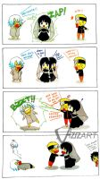 Chibi Naruhina The Last : Wrong Fandom by azizART23