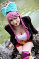Where is the food? Bonney cosplay by Giuzzys