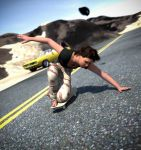 Teen Adrea Skater Girl: Lost Pic Series by restif