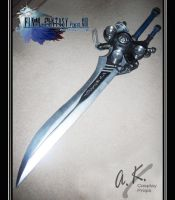 FFvXIII - Advance Weaponry by AmenoKitarou