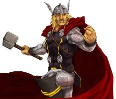 thor by Anny-D