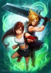 FFVII: Through the Lifestream by Risachantag