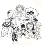 The Mighty Little Awengers by AaronKuder
