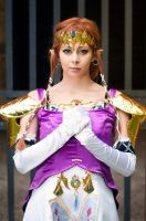 Princess Zelda by YurikoTiger