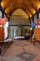 Medieval Great Hall 4 by fuguestock