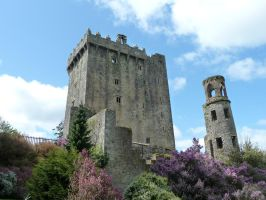 castle in Blarney 11 by indeed-stock