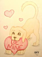 Be Mine by AvictoriaY